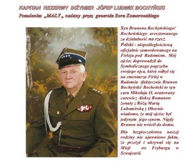 Wspomnienie o Józefie Ludwiku Bochyńskim [Page 1]