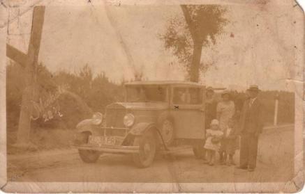 Brunon Bochynski Michalów 1934