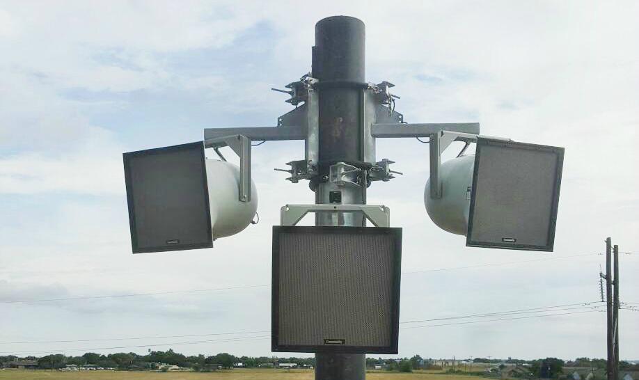 Pole Mount Installation