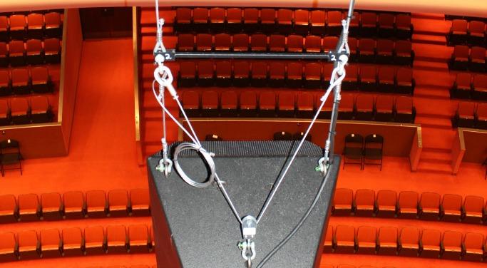 Polar Focus Tilt Cable Kit