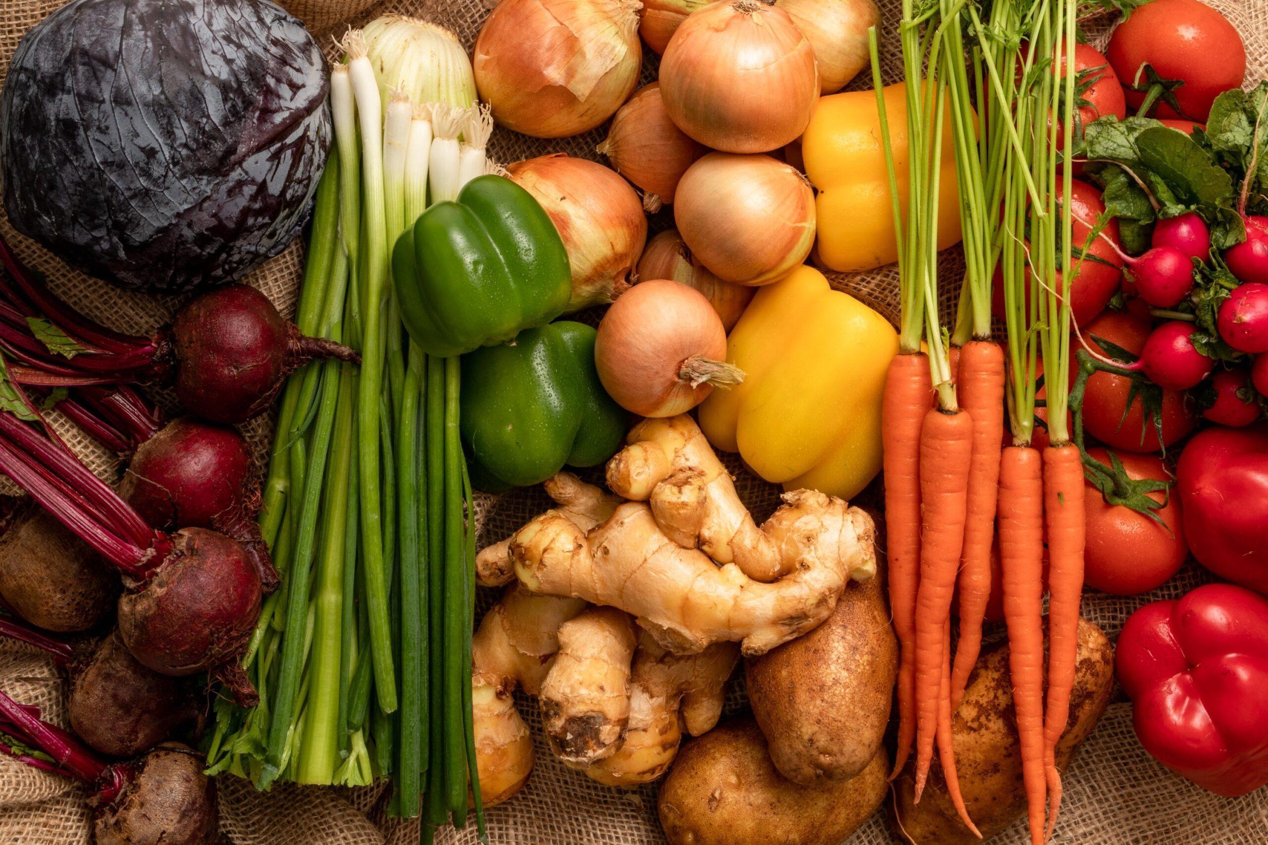 Fall Harvest - Polaris Creative Food Photography Services