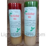 Holiday 911 Pillar Candle