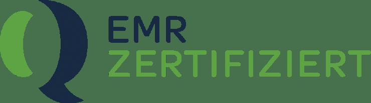 EMR anerkannt Melanie Goumri