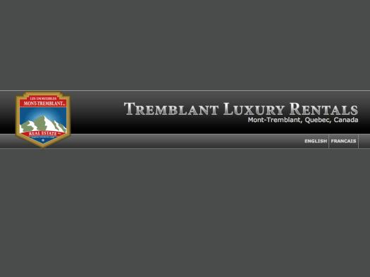 Mont Tremblant Luxury Rentals - Quebec - Canada (20091020)