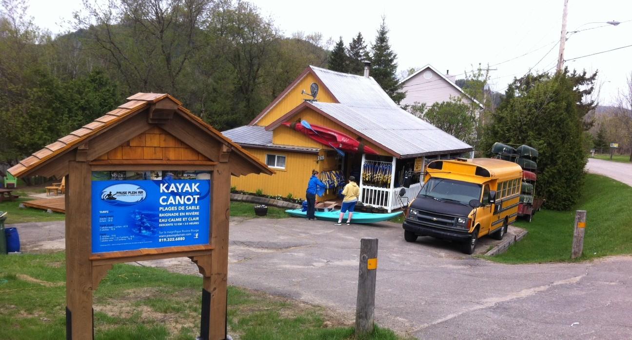 canot-kayak-laurentides