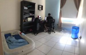 Mr. D's room