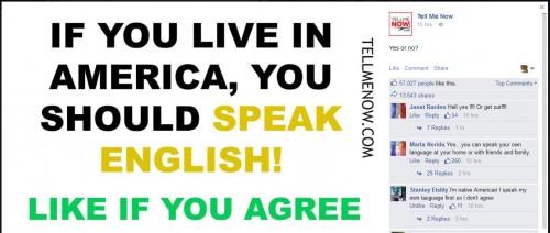 spean any english