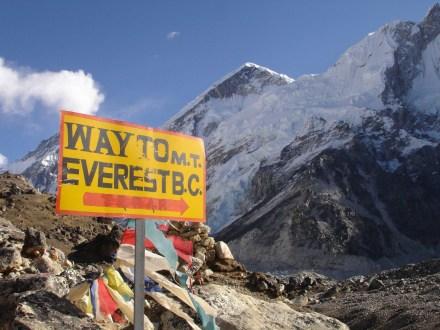 Everest Base Camp Trek Sagarmatha National Park Hillary Airport Namche Everest Base Camp