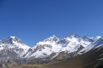 Thorong Peak- Polar Trekking & Expedition
