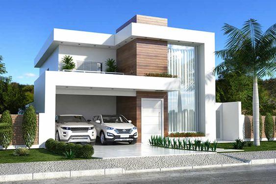 25+ Desain Rumah Minimalis 2 Lantai Untuk Inspirasi Hunian Modern
