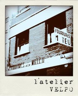 façade atelier velpo
