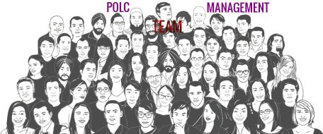 professional team of polc management company