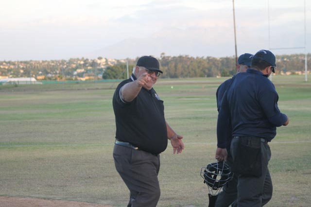 From Home Plate Day 7 – Durbanville – Umpire Robert Slabinski