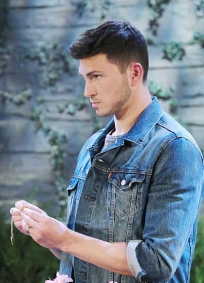 Ben Searches Frantically / Tall - Days of Our Lives