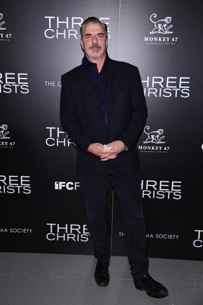 Chris Noth Attends IFC Screening