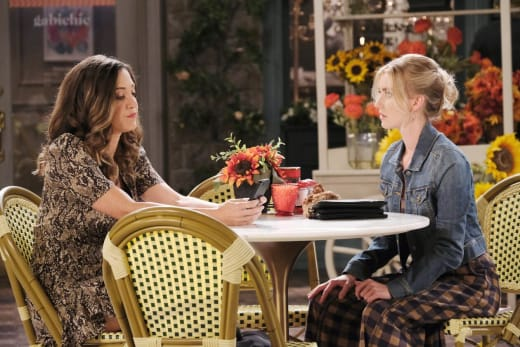 Jan Confesses to Claire - Days of Our Lives