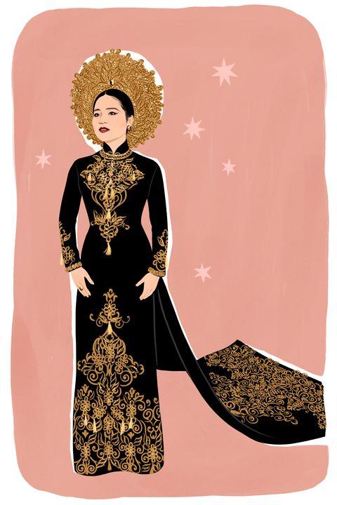 kelly marie tran illustration