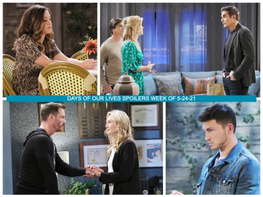 Spoilers for the Week of 5-24-21 - Days of Our Lives