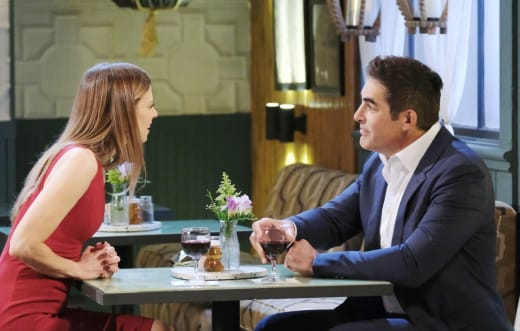 Taking Their Relationship to The Next Level - Days of Our Lives