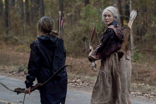 Carol's Bow - The Walking Dead
