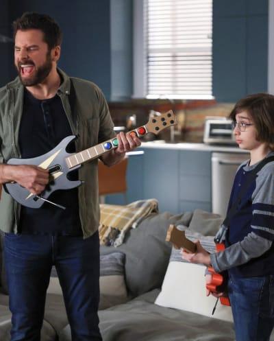 Gary Rocks Out - tall  - A Million Little Things Season 3 Episode 16