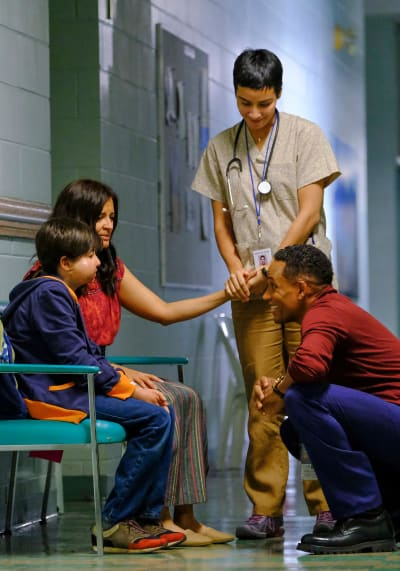 Helping a Guatemalan Child - The Good Doctor Season 4 Episode 19