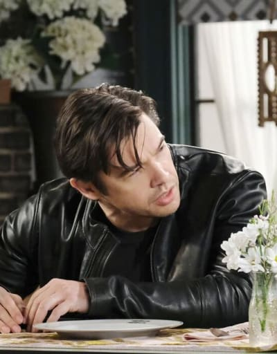 Julie Unloads on Xander / Tall - Days of Our Lives