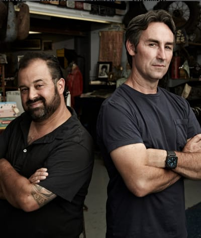 American Pickers Duo