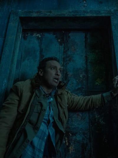 Ben Suffers an Elevator Nightmare - EVIL Season 2 Episode 4