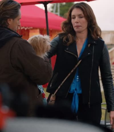 Charmaine Gives up Tucker -tall - Virgin River Season 3 Episode 6