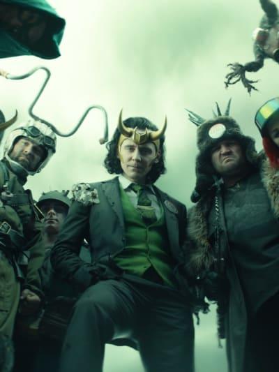 Infinite - Loki Season 1 Episode 5