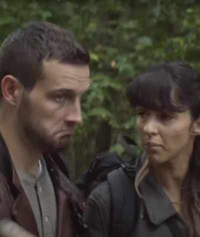 Making a Move - The Walking Dead: World Beyond Season 1 Episode 4