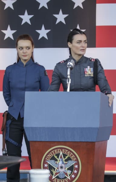 Opening Address -- Tall - Motherland: Fort Salem Season 2 Episode 4
