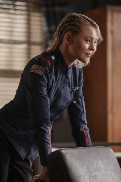 Seeking Control - Motherland: Fort Salem Season 2 Episode 3
