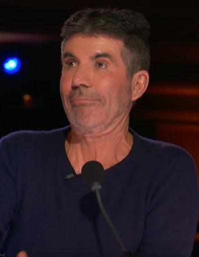Simon Cowell is Shocked - America's Got Talent
