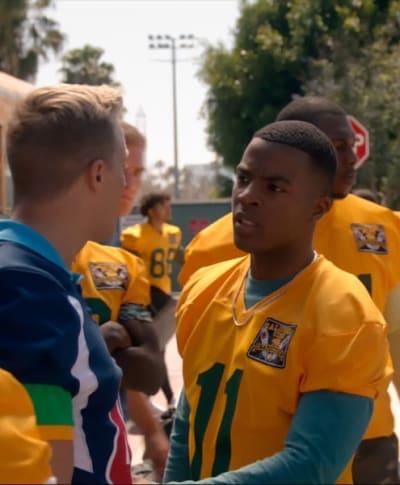 Taking a Turn -- Tall - All American Season 3 Episode 19