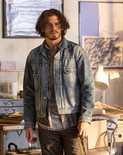 Gael's Layers -tall - Good Trouble Season 3 Episode 14