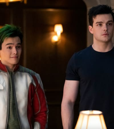 A New Friend - Titans Season 3 Episode 6