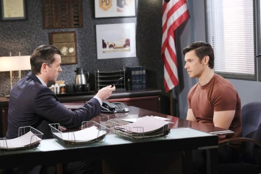 EJ's Surprising Offer - Days of Our LIves