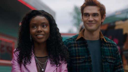 Friendly Exes - Riverdale Season 5 Episode 15