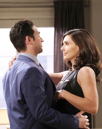 Gabi and Jake Snoop / Tall - Days of Our Lives