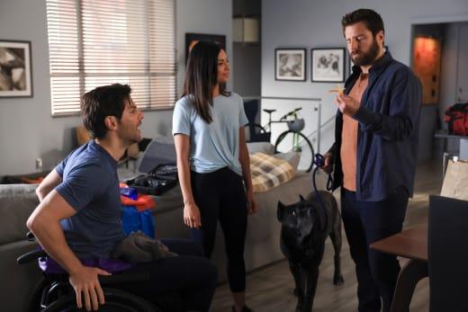 Gary's Apartment - A Million Little Things Season 4 Episode 1
