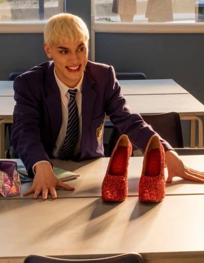 Jamie with shoes, Everybody's Talking About Jamie
