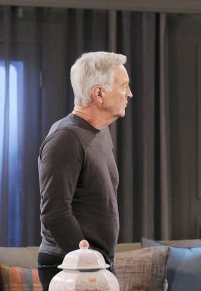 John Gets Recruited / Tall - Days of Our Lives