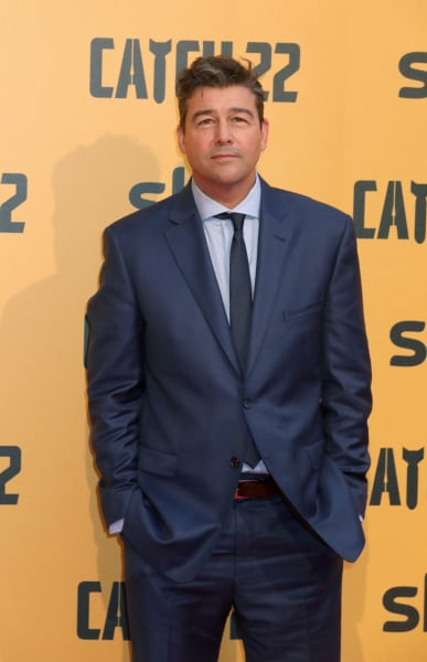 Kyle Chandler attends 'Catch-22' Photocall
