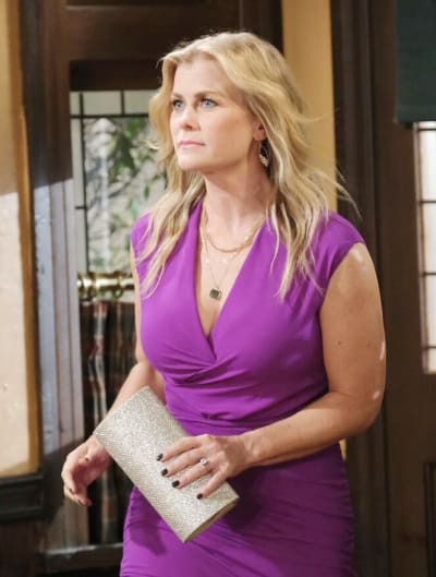 Nicole Lashes Out at Sami / Tall - Days of Our Lives