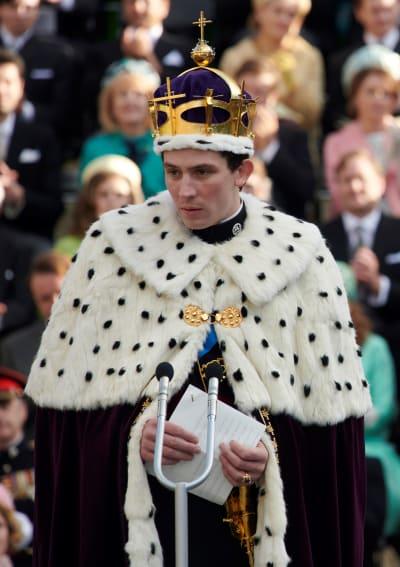 Prince Charles Gets Crowned