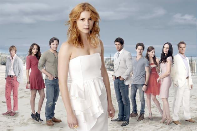 revenge season 1 cast poster 1