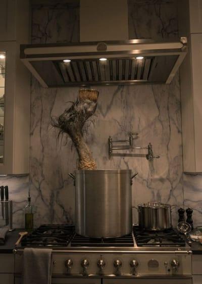 Soup's On! - EVIL Season 2 Episode 9