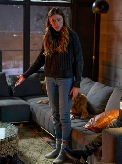 Storm Awkwardness - tall - In The Dark Season 3 Episode 8